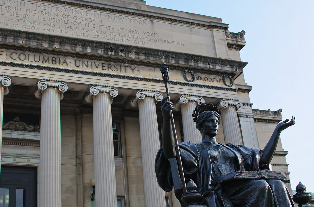 columbia university application essays Rather than answer essay 1, current knight-bagehot fellows applying to columbia business school should use the space allocated to the first essay (500 words) to complete the wiegers fellowship application essay.