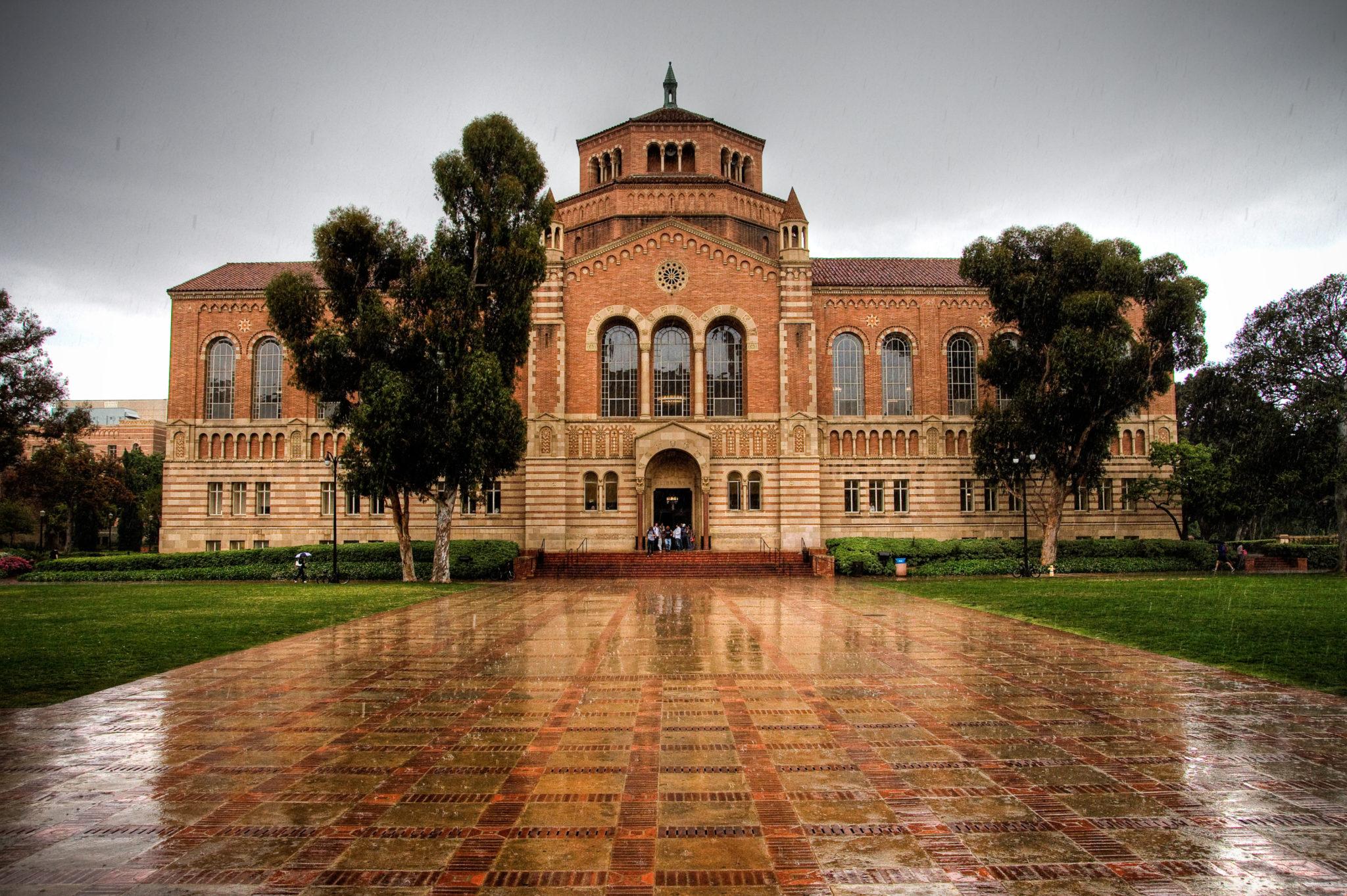 UCLA Acceptance Rates