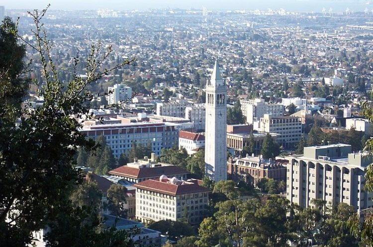 UC Berkeley admission process